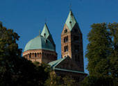 Der Kaiserdom in Speyer